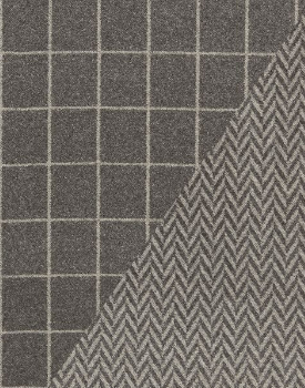 Colorado Plaid Wool fabric by Schumacher, part of the designer fabric collection available in Delicious Designs Home's fabic store.